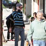 Zachary Quinto has lunch with friend on Christmas Eve 52661