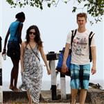 Hayden Christensen and Rachel Bilson on vacation in Barbados 111172