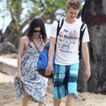 Hayden Christensen and Rachel Bilson on vacation in Barbados 111176