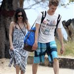 Hayden Christensen and Rachel Bilson on vacation in Barbados 111177