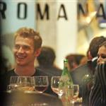 Rachel Bilson Hayden Christensen in Rome to promote jumper  16945