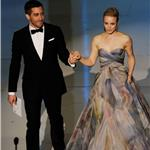 Rachel McAdams and Jake Gyllenhaal present together at 2010 Oscars  56402