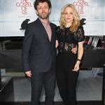 Rachel McAdams with Michael Sheen at The Gospel Of Us premiere in London  111023