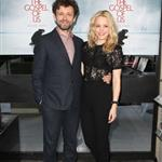Rachel McAdams with Michael Sheen at The Gospel Of Us premiere in London  111025