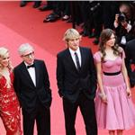 Rachel McAdams with cast of Midnight in Paris at Cannes premiere  85176