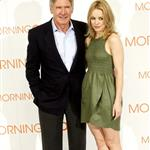 Rachel McAdams and Harrison Ford in Spain for Morning Glory photo call 76675