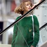 Rachel McAdams shoots About Time at Paddington Station  117695
