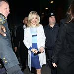 Rachel McAdams out in New York to promote The Vow 104515