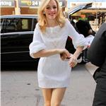 Rachel McAdams out in New York to promote The Vow 104525