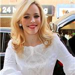 Rachel McAdams out in New York to promote The Vow 104526