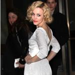 Rachel McAdams Michael Sheen in New York for Midnight in Paris screening 85659