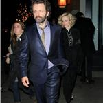 Rachel McAdams Michael Sheen in New York for Midnight in Paris screening 85661