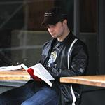 Daniel Radcliffe has a quiet lunch alone in New York  83164