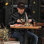 Daniel Radcliffe has a quiet lunch alone in New York  83167