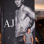 Rafael Nadal launches his Armani Jeans campaign at Macy's  92837