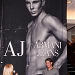 Rafael Nadal launches his Armani Jeans campaign at Macy's  92838