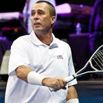 Ivan Lendl at DIRECTV Old School Challenge 92849
