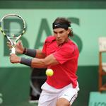 Rafael Nadal at the 2012 French Open 117156