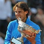 Rafael Nadal wins the French Open 86938