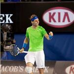 Rafael Nadal defeats Roger Federer and qualifies for the Australian Open final  103922