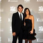 Rafa Nadal and Maria Francisca Perello 'Xisca' attend the Juntos Por La Integracion charity gala 100817