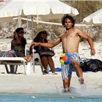 Rafael Nadal on holiday in Ibiza after celebratory summer 65589