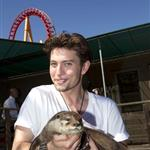 Jackson Rathbone promotes Last Airbender at Six Flags Discovery Kingdom 63597