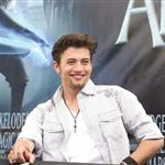Jackson Rathbone promotes Last Airbender at Six Flags Discovery Kingdom 63599
