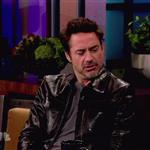 Robert Downey Jr. on The Tonight Show With Jay Leno 100011