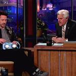 Robert Downey Jr. on The Tonight Show With Jay Leno 100013