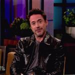 Robert Downey Jr. on The Tonight Show With Jay Leno 100017