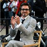 Robert Downey Jr on Good Morning America 59899