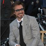 Robert Downey Jr on Good Morning America 59900