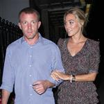 Guy Ritchie with new girlfriend in London August 2010 67009