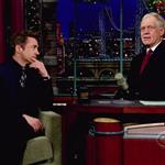 Robert Downey Jr on Letterman 52312