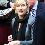 Kate Winslet before The Reader photocall in Berlin 32148