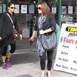 Nikki Reed and Elizabeth Reaser in Vancouver 44946