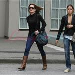 Nikki Reed and Elizabeth Reaser in Vancouver 44949