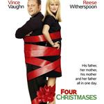 Reese Witherspoon and Vince Vaughn in Four Christmases  27423