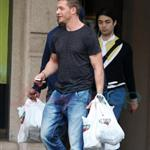 Tom Hardy grocery shops in Vancouver 69735