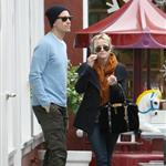 Reese Witherspoon out and about in Brentwood with Jim Toth 100951
