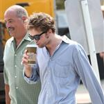 Robert Pattinson on the set of Remember Me 41991