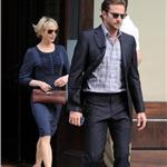 Renee Zellweger Bradley Cooper return from Mexico go to show in NYC 64383