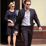 Renee Zellweger Bradley Cooper return from Mexico go to show in NYC 64385