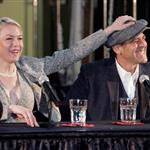 Renee Zellweger George Clooney in Minnesota to promote Leatherheads 18694