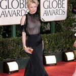Renee Zellweger at the 2009 Golden Globe Awards 30562