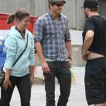 Ryan Reynolds in Vancouver for some down time before The Change-Up 89709