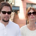 Mark Wahlberg and Rhea Durham out in Beverly Hills  100756