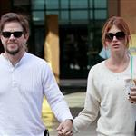 Mark Wahlberg and Rhea Durham out in Beverly Hills  100760