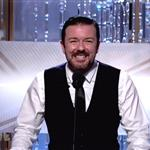 Ricky Gervais the Golden Globes 2011 76797